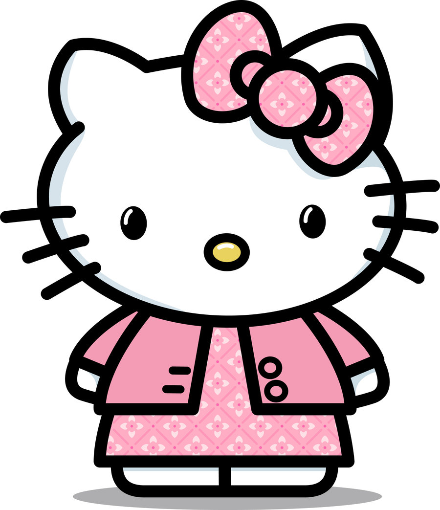 Oh for goodness sake hello kitty doesn 39 t have a mouth - Tete hello kitty ...
